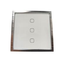 智能开关开发 zigbee WiFi 蓝牙mesh RF433 单火开关 遥控开关