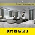 室内装修设计新房装修设计效果图设计家装设计自建房现代客厅住宅
