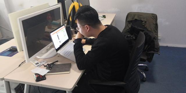 抗击疫情服务不停 我在一品威客网服务全中国