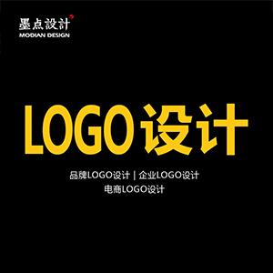 【墨点设计】LOGO设计商标品牌设计标志设计公司logo设计