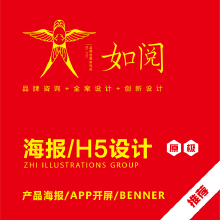 威客服务:[140539] 海报/H5设计丨产品海报丨APP开屏丨BENNER