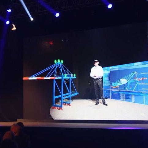 TUV新品发布会(VR展会案例)