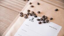 食品行业 魔饮咖啡品牌设计