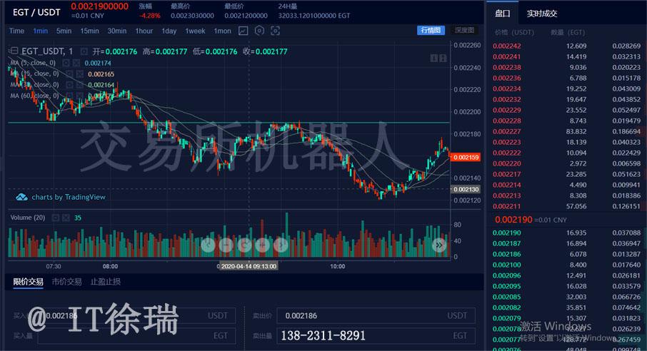 数字货币交易平台开发高并发撮合核心技术