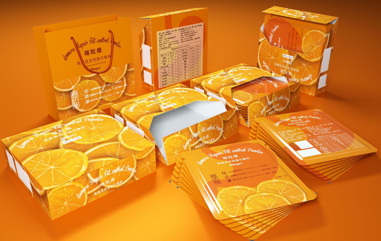 端粒瘦燕麦芸豆控脂代餐粉