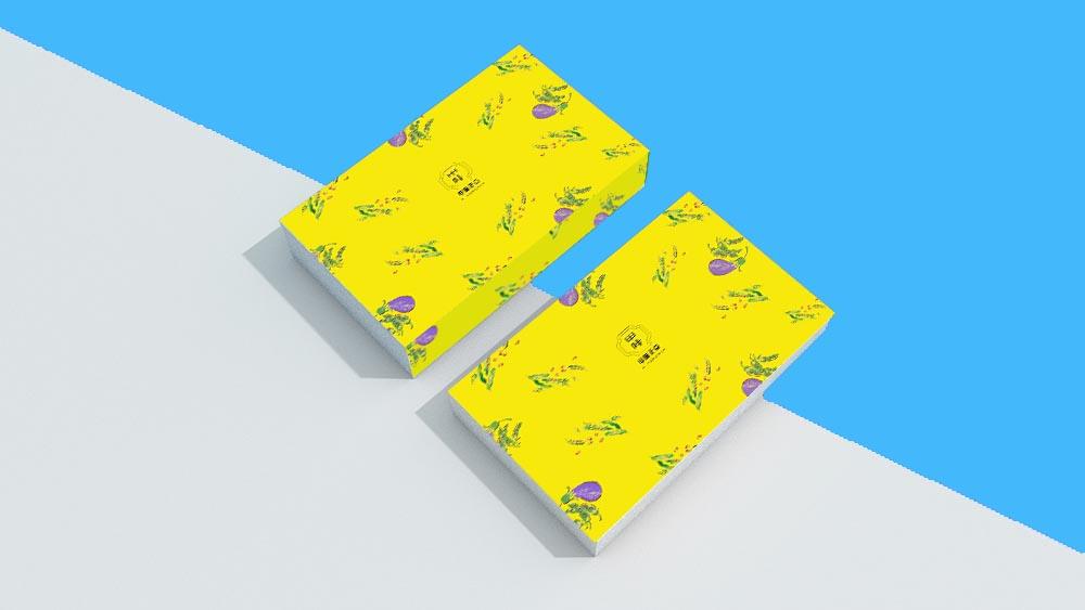 饺子包装设计