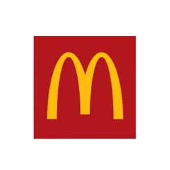 麦当劳樱花小红莓华夫筒项目