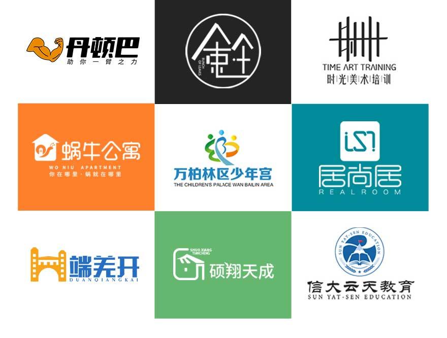 logo设计科技logo餐饮logo设计