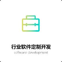 行业软件定制开发