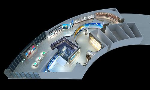 设计展厅时我们应该从哪里入手?