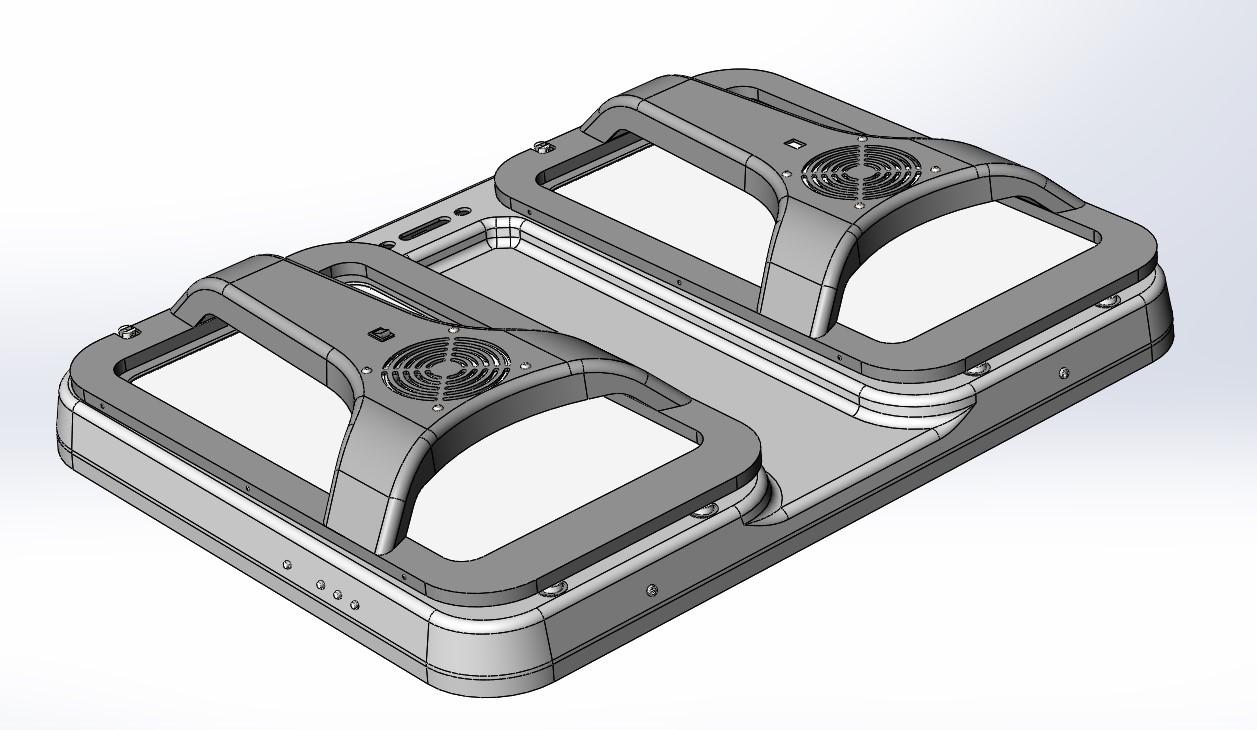 熱塑鞋墊定型器
