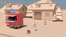 如何在三维动画中模拟真实物体