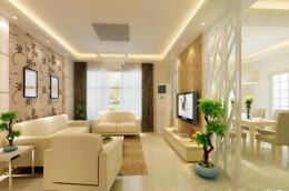 客厅样板房装修有哪些注意事项?