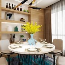 现代家居轻奢风格全屋装修设计