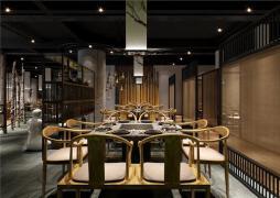 当今主流的中式餐厅设计风格是什么样的?