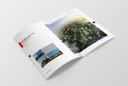 如何通过画册设计来展示企业魅力?