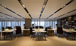 现代办公室设计装修的特点是什么?