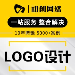 公司logo设计标志设计字体卡通logo设计商标设计