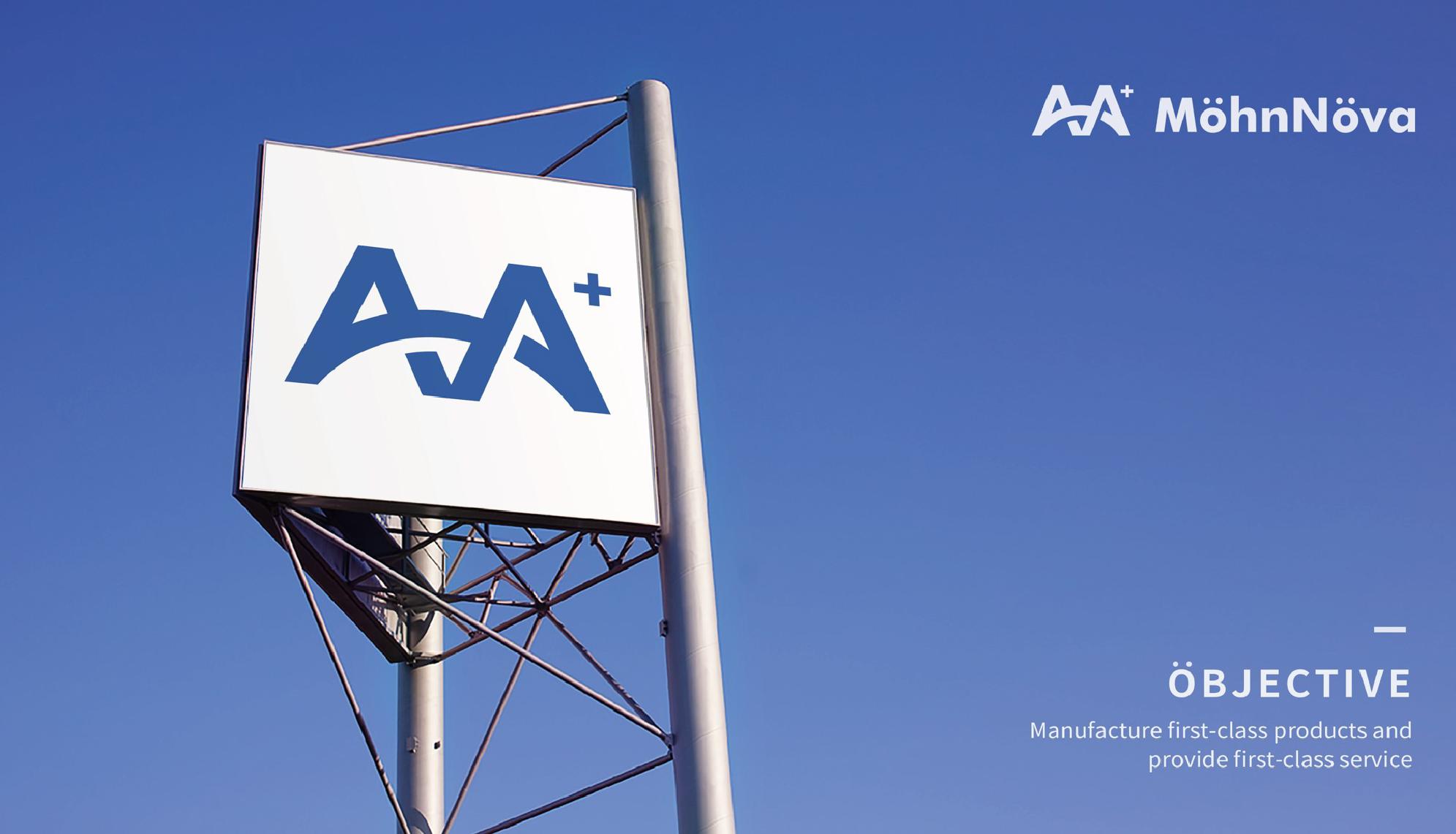摩恩诺瓦品牌设计