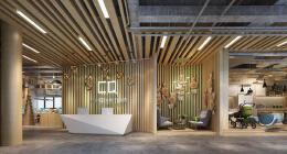 办公室如何装修设计才显得有创意?