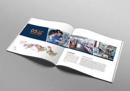 优质的画册设计要如何做好色彩搭配?