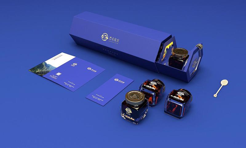 食品茶叶包装设计师贴纸包装盒设计包装袋设计手提袋瓶标配套服务
