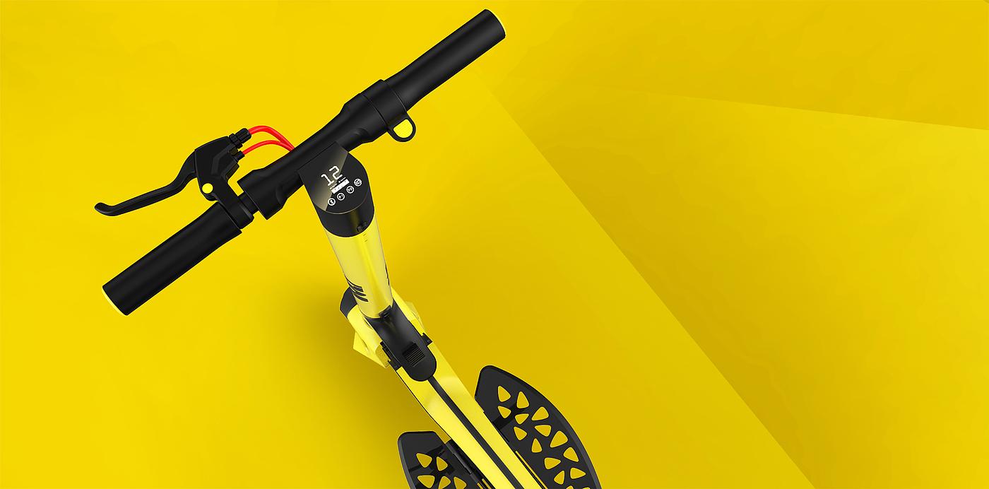 BOLT博爾特電動滑板車