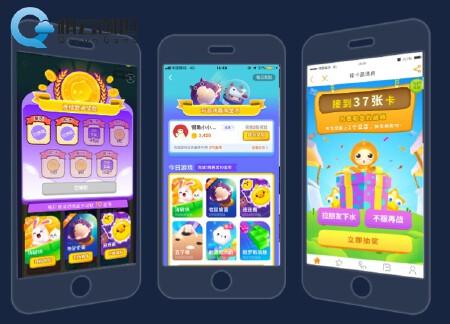 西安棋云创世|微信H5小游戏开发|小程序游戏开发|手机游戏|游戏app开发