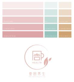 养生茶品牌VI/产品设计