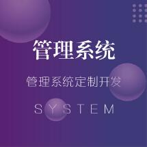各种行业的系统/ERP/CRM/OA/系统定制