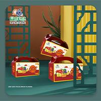 包装盒礼盒食品包装设计