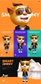 吉米猫——吉祥物设计