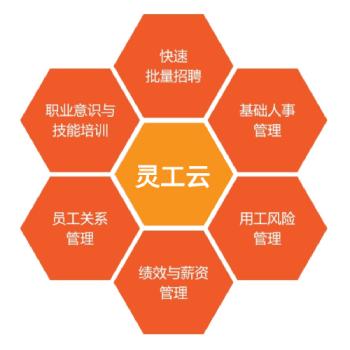 灵活用工平台定制开发,灵活经济系统搭建制作