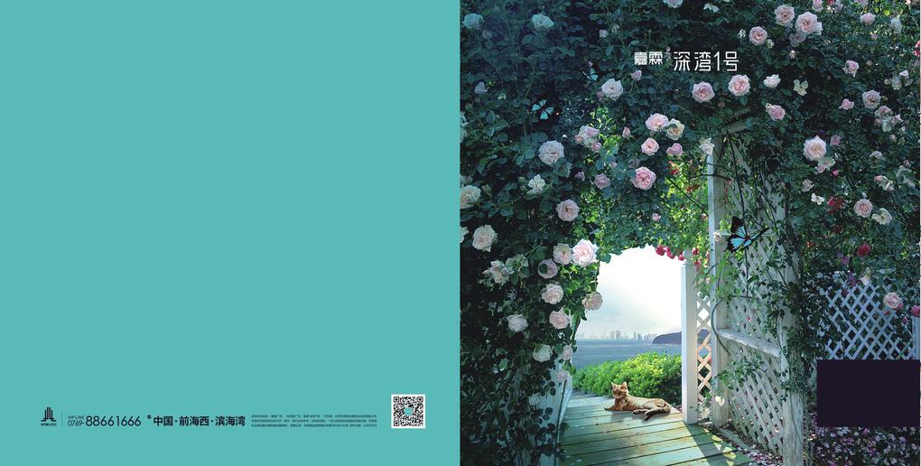 青麦品牌——嘉霖·深湾1号