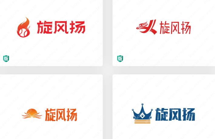 有哲学性的logo——旋风扬要如何设计