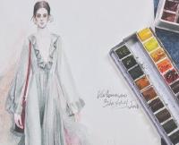 如何学好服装设计?学习服装设计的几个步骤!