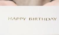 生日祝福的几种方式