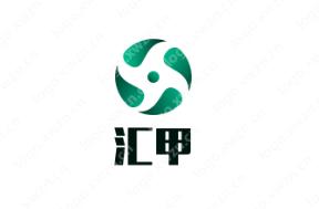 适合金融服务业Logo案例分享——汇甲