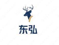 """精选15余款""""东弘""""logo设计,各式各样"""