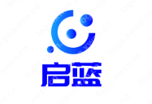 """15个""""启蓝""""logo设计赏析,不同风格设计"""