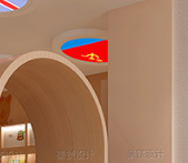 兒童書店設計_親子書店設計