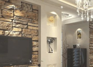 客廳背景墻如何設計