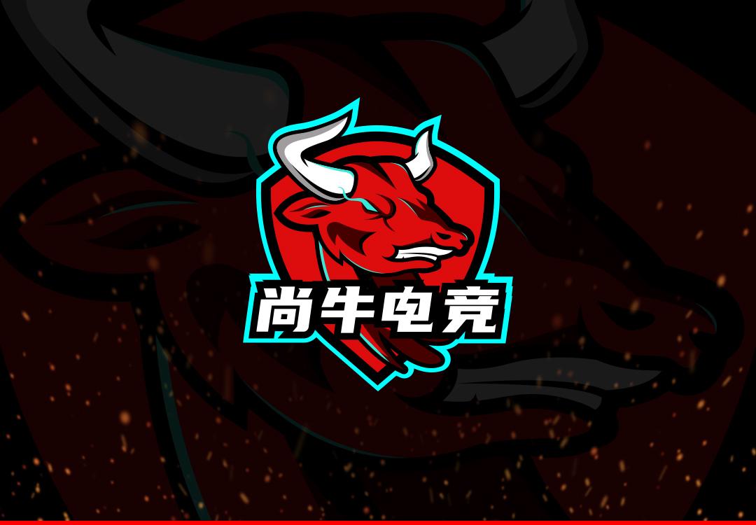 《威客投标》尚牛电竞 电竞类logo