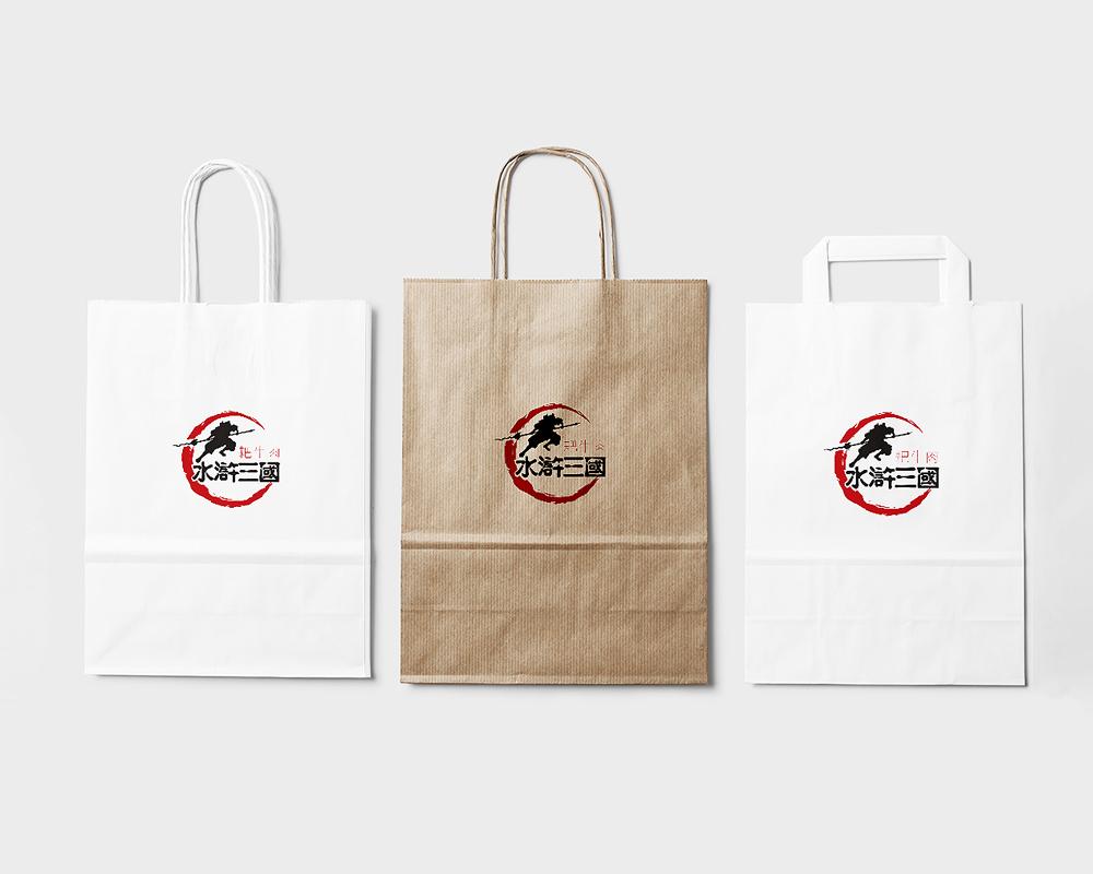 一组餐饮logo设计分享