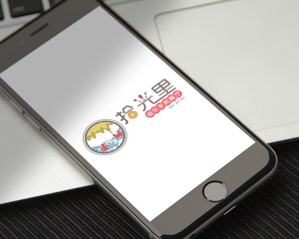 音乐餐厅的logo设计分享,打造餐饮新体验