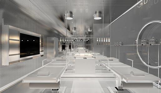 在商业空间设计时有哪些注意事项?