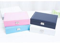 首饰包装盒设计如何选择材质?