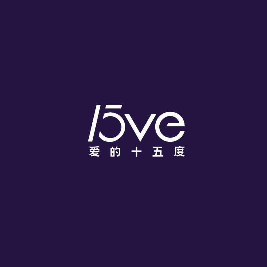 爱的十五度 VI设计