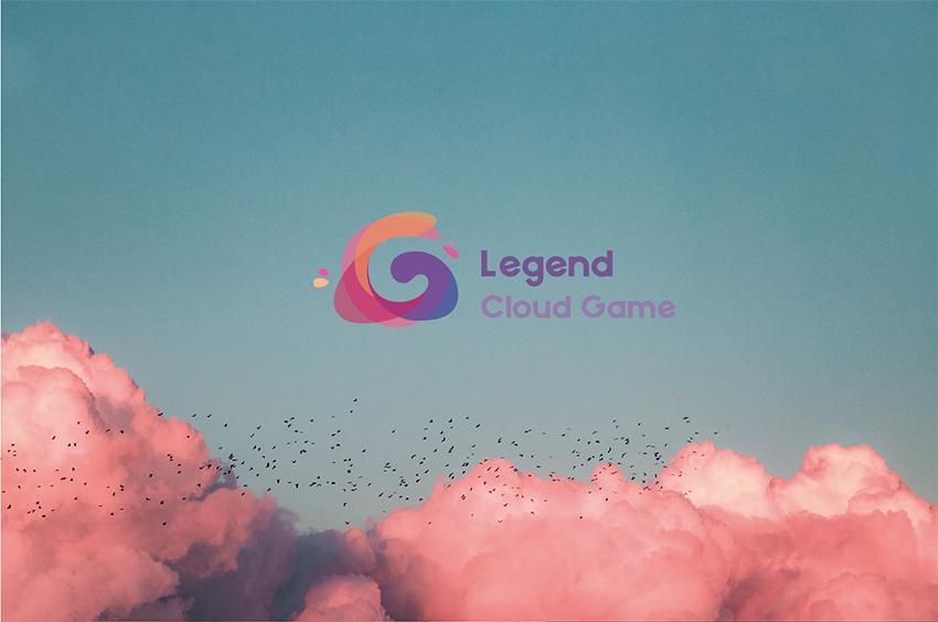 传奇云游戏logo设计案例赏析