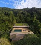MK27设计巴西丛林住宅